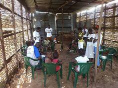 Igreja do Nazareno em Guiné Bissau