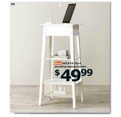Ikea jansjo desk lamp clip on led light white black for Poste de travail musical ikea