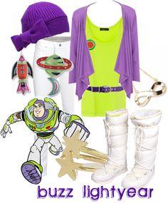 """Buzz Lightyear"" by princesschandler on Polyvore"