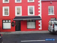The Blind and Awning Company - Ireland's leading manufacturer and installer of box awnings. Nationwide Commercial and Residential Service. Blinds, Ireland, Garage Doors, Box, Outdoor Decor, Home Decor, Snare Drum, Decoration Home, Room Decor