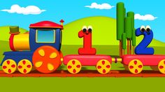 Bob, The Train - Numbers