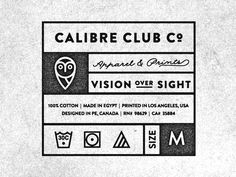 Calibre Club has launched! by Jeremy Vessey