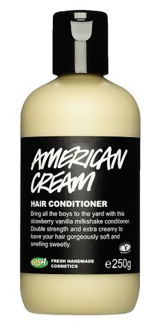 [  CURRENTLY IN MY BATHROOM  ] American Cream conditioner