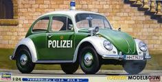 Looks like something from TV's Mission Impossible!  German Police Beetle