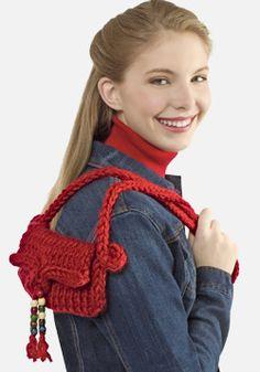 Go Anywhere Knit Shoulder Bag