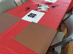 Neighborhood Librarian shares a Freedom Quilt program idea that has to be replicated!