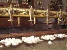 L'Atelier musée de la soie - The silk workshop museum - La Drôme en vidéo Camping Glamping, Tent, Films, Science, France, Table Decorations, Youtube, Silk, Atelier