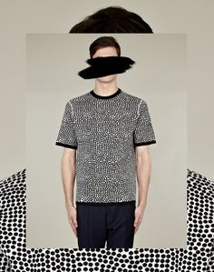 <p>Prints and Patterns are still making waves in menswear, and OKI-NI has got some of the best, with looks from Jil Sander, Kenzo, Raf Simons. Left: Jil Sander Mens Short Sleeve Sweater /// $34