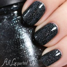 China Glaze Holiday 2014 – Twinkle Swatches and Review: China Glaze Meet Me Under the Stars