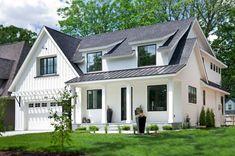 11 Incridible Modern Farmhouse Home Exterior Design Ideas