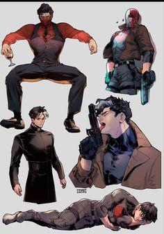 Jason todd - Red hood by JJMKYou can find Jason todd and more on our website.Jason todd - Red hood by JJMK Tim Drake, Math Comics, Marvel Dc Comics, Robin Dc, Batman Robin, Gotham Batman, Batman Art, Batwoman, Nightwing