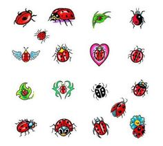 LadybuTattoo Designs