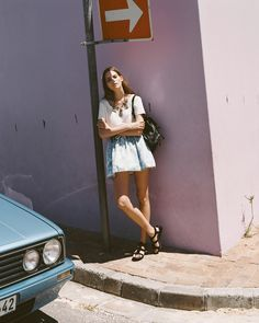 The Summer Catalog: Here Comes The Sun / Photography by Rene Vaile #urbanoutfitters