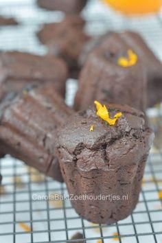 gezonde chocoladecakjes van Rens Kroes