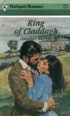 Annabel Murray - Ring of Claddagh Free Romance Books, Romance Novel Covers, Harlequin Romance Novels, Gothic Books, Contemporary Romance Novels, Vintage Book Covers, Vintage Romance, Book Cover Art, Historical Romance