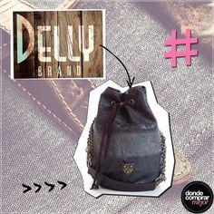 Un día espectacular como el de hoy merece este bolso práctico y divino de Delly. ¿Qué te parece? www.dondecomprarmejor.com