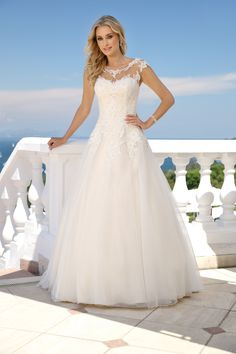 Style 219027 - New Collection Wedding Dresses 2019