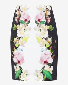Pencil skirt - Black | Skirts | Ted Baker UK