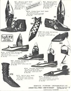 #tbt vintage shoe ads from the 80s