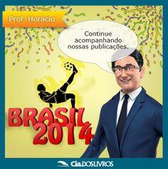 """#ProfHoraciocomenta vamos aliar Curiosidades da Copa com a Tecnologia!   A primeira Copa da """"Era Digital"""" aconteceu no ano de 1998.  Cerca de mais de 1 bilhão de consultas foram direcionadas ao site da Fifa, na época o (http://s55.me/QuoMDss   Ainda pela Internet, no mesmo ano, foi espalhado o boato de que o Brasil teria entregue o jogo para a França.  A """"recompensa"""" viria em forma de R$ 570 mil dólares para cada jogador e o direito de sediar a Copa de 2002.  E aí, gostou?   Até a próxima…"""