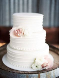 Every year there are many new trends in wedding cakes and in other items…