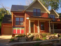 Leed Certified Home in Boulder #LEED #HOMESWEETHOME #greenliving