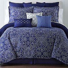 jcp | Eva Longoria Home Adana 4-pc. Comforter Set