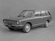 Toyota Corolla Van (1970 - 1974).