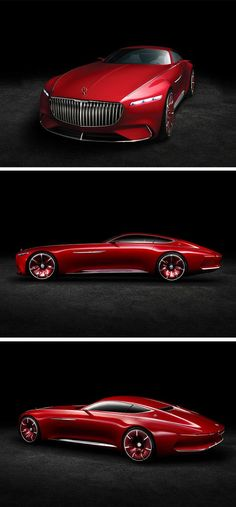 Ultimate in luxury: The Vision Mercedes-Maybach 6 is a homage to the glorious…