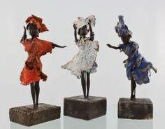 Made with Powertex: little balletdancers