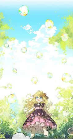 I was a princess when I opened my eyes! But why does it have to be a princess in this romance novel who has the fate of being killed to death from her own bloo. Anime Princess, Princess Art, Anime Chibi, Kawaii Anime, Manga Story, Manhwa Manga, Cute Anime Couples, Anime Art Girl, Webtoon