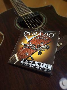 D'Orazio Strings for Guitar