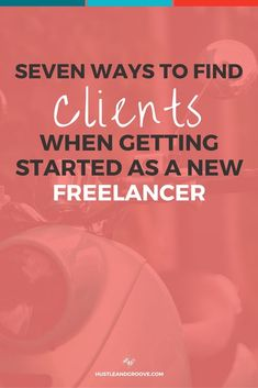 7 Ways to Find Clients As a New Freelancer. Click through to learn more. Make Money From Home, How To Make Money, How To Get Clients, Business Articles, Branding, Startup, Blog Writing, Virtual Assistant, Blogging For Beginners
