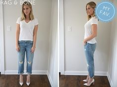 The Best Of: Boyfriend Jeans | Cupcakes & Cashmere
