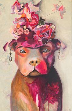Frida Kahlo dogart