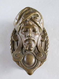 Bronze Bedouin Door Knocker
