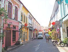 Le monde de Tokyobanhbao/ Phuket town