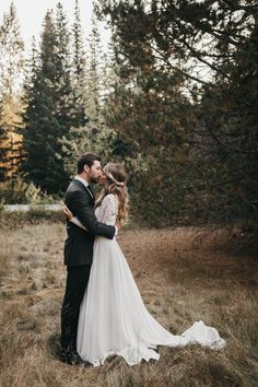 Jen + Andrew's Romantic Sunset Wedding – Gold Cree Sunset Wedding, Wedding Vows, Wedding Shoot, Destination Wedding, Dream Wedding, Wedding Dresses, Wedding Photo Inspiration, Wedding Portraits, Wedding Pictures
