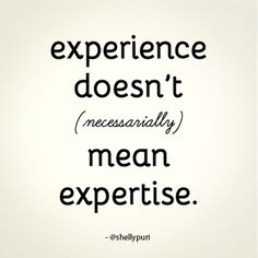 simple quote / thought applicable to most.