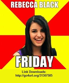 Talking Rebecca Black, iphone, ipad, ipod touch, itouch, itunes, appstore, torrent, downloads, rapidshare, megaupload, fileserve