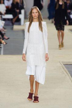 Défilé Chloé Printemps-été 2014 Prêt-à-porter - Madame Figaro