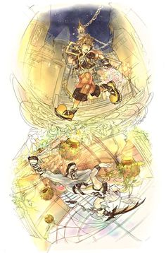 Sora & Riku