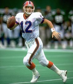 Jim Kelly, Buffalo Bills.