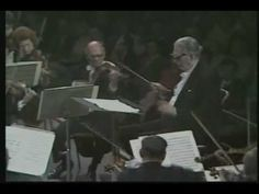 Ludwig van Beethoven • Sinfonía Nº 2 en Re mayor, Opus 36 • 1. Adagio molto - Allegro con brio 2. Larghetto 3. Scherzo: Allegro 4. Allegro molto •• New Philharmonia Orchestra, Otto Klemperer (1885 - 1973), director