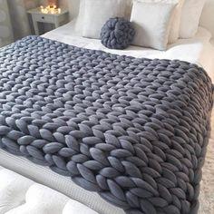 Room Ideas Bedroom, Home Bedroom, Bedroom Decor, Cable Knit Blankets, Soft Blankets, Scandinavian Interior Bedroom, Ikea Shopping, Aesthetic Bedroom, Home Staging