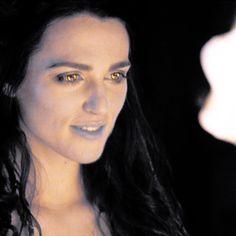 Katie McGrath U. Katie McGrath is best known for portraying Morgana on the BBC One series Merlin Merlin Morgana, Lena Luthor, Colin Morgan, Mundo Comic, Katie Mcgrath, Bbc One, Underworld, Skyrim, Woman Crush