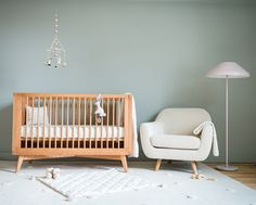 """Featuring the Pehr organic Just Hatched Mobile and all the items that """"pehr"""" with it. Nursery Design, Nursery Decor, Room Decor, Kids Storage, Storage Baskets, All Kids, Cribs, Kids Room, Organic"""