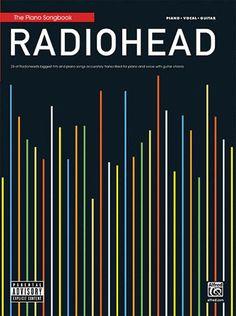 "/""RADIOHEAD-PABLO HONEY/"" GUITAR TABLATURE//VOCAL MUSIC BOOK-NEW ON SALE TAB RARE!!"