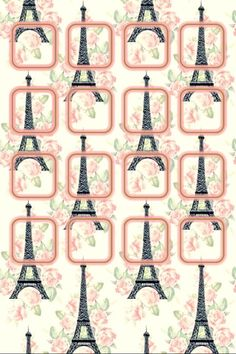 #paris #iphone4 #iphonewallpaper