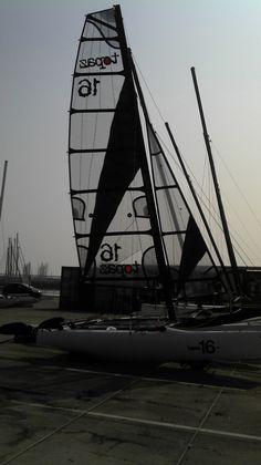 Topaz 16 (new sail 2012) [24/03/12]